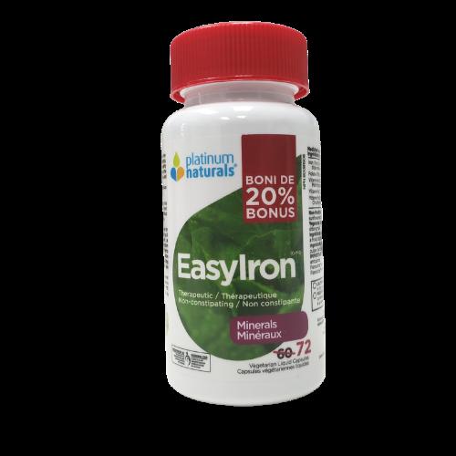 Platinum Naturals EasyIron Bonus Size