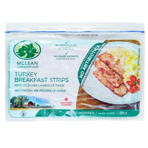 McLean Turkey Breakfast Strips