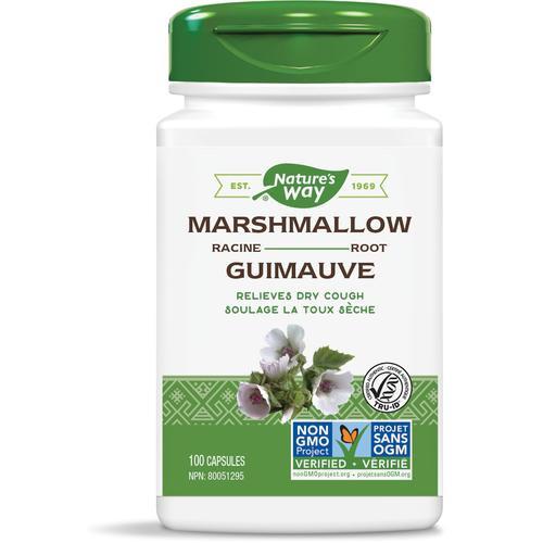 Nature's Way Marshmallow Root 100 capsules
