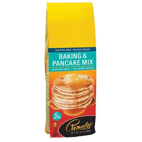 Pamela's Gluten Free Baking & Pancake Mix 680 grams