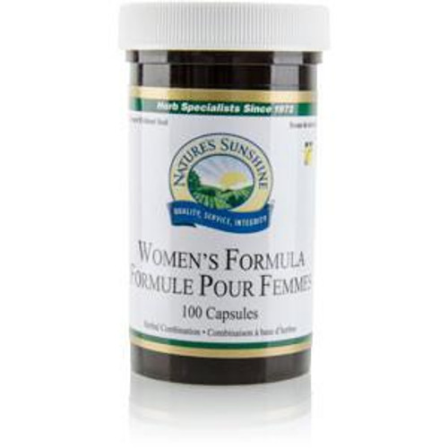 Nature's Sunshine Women's Formula 100 capsules