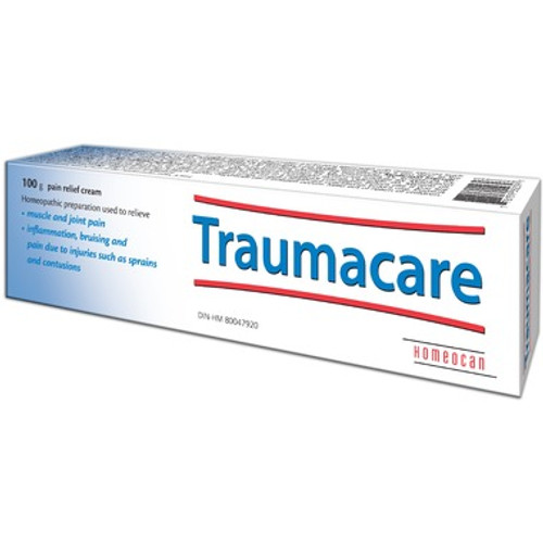 Homeocan Traumacare  homeopathic pain relief cream  100 grams