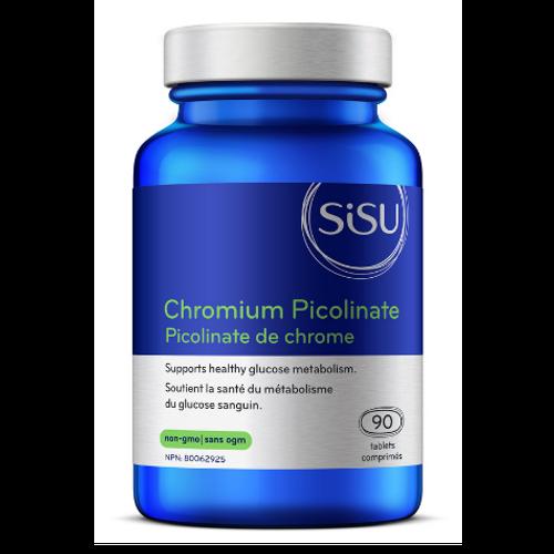 SISU - Chromium Picolinate (formerly Chromium Plus)