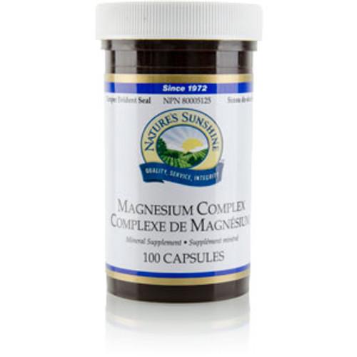 Nature's Sunshine Magnesium Complex 100caps