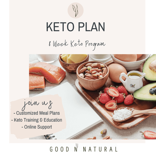 8 Week Keto Program with Tami
