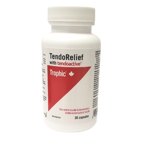 Trophic TendoRelief with Tendoactive 30 capsules