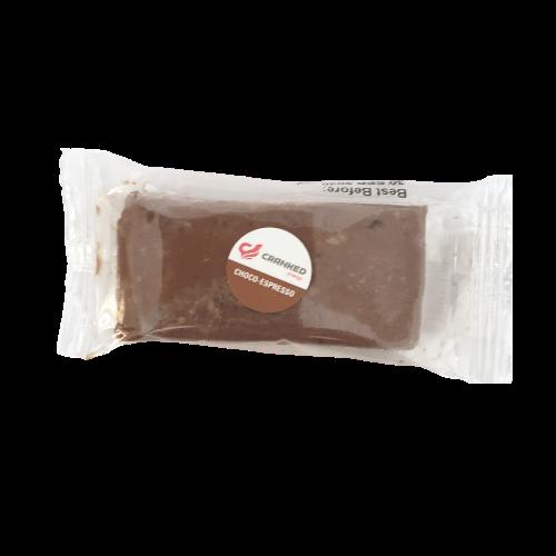 Cranked Choco-Espresso Energy Bar