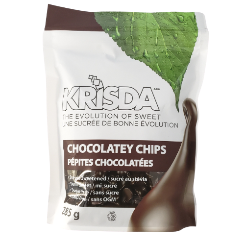 Krisda Chocolatey Chips 285 grams
