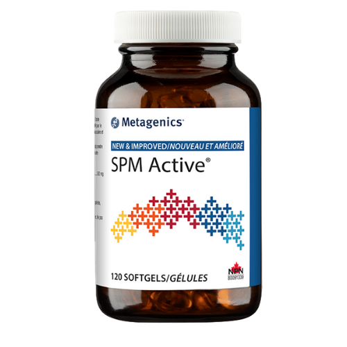 Metagenics SPM Active 120 softgels  Canada new and improved