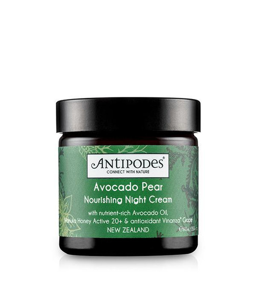 Antipodes Avocado Pear Nourishing Night Cream 60 ml