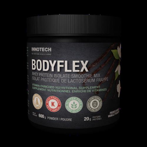 BodyFlex Whey Isolate Smoothie Mix French Vanilla 600 grams