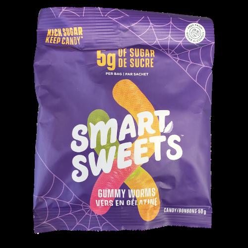 Smart Sweets Gummy Worms Halloween 50 grams