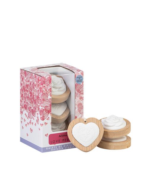 Le comptoir Aroma Love Pebble Perfumable Diffuser Stones