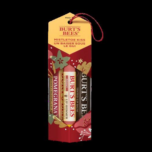 Burt's Bees Mistletoe Kiss Lipcare Holiday Gift Set