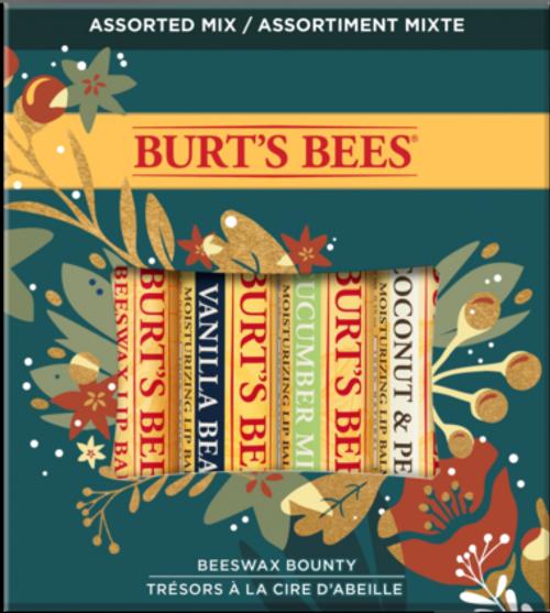 Burt's Bees Assorted Mix Beeswax Bounty Gift Set