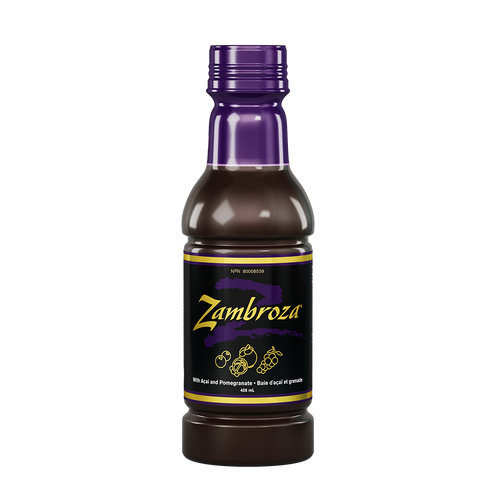 Nature's Sunshine Zambroza with Acai and Pomegranate 458 ml
