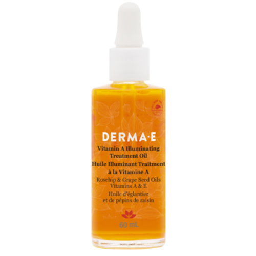 Derma E Vitamin A Illuminating Treatment Oil 60 ml