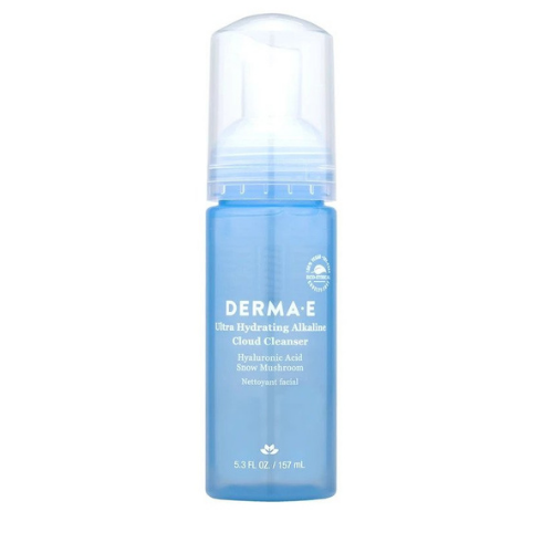 Derma E Ultra Hydrating Alkaline Cloud Cleaner 157 ml