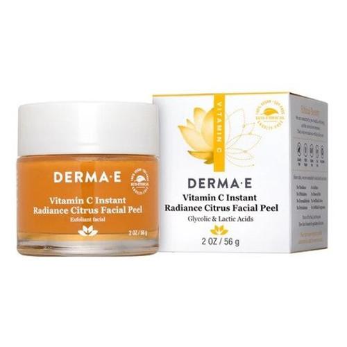 Derma E Vitamin C Instant Radiance Citrus Facial Peel 56 grams