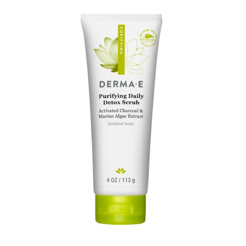Derma E Purifying Daily Detox Scrub 113 grams