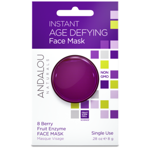 Andalou Naturals Instant Age Defying Face Mask Single Use Canada