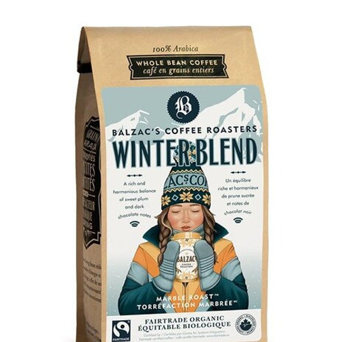 Balzac's Coffee Roasters Winter's Blend 340 grams