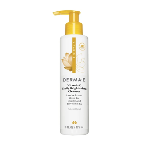 Derma E Vitamin C Daily Brightening Cleanser 175 ml