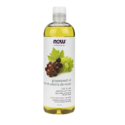 NOW Grapeseed Oil 473 ml