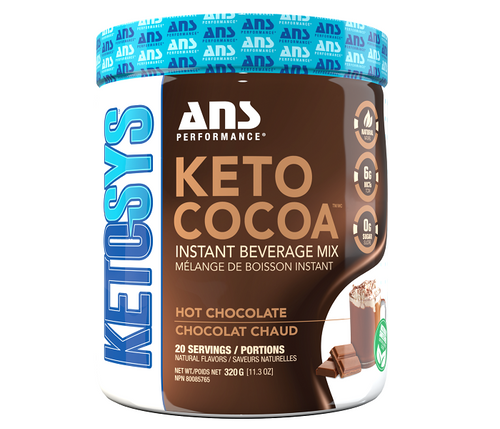 Ans Performance Keto Cocoa Instant Beverage Mix 320 grams