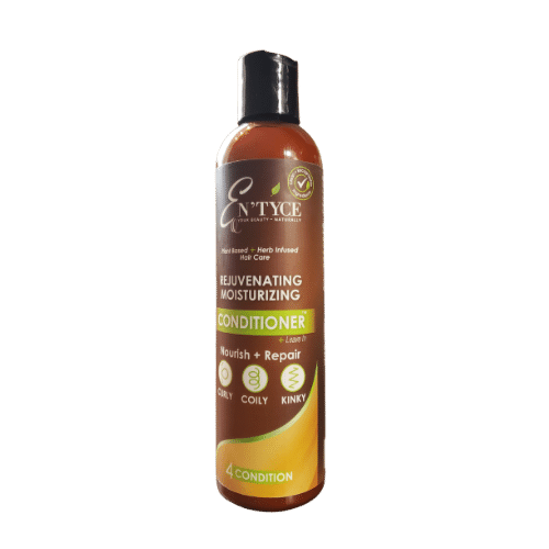 En'Tyce Rejuvenating Moisturizing Conditioner Curly Kinky Coily Hair 237 ml