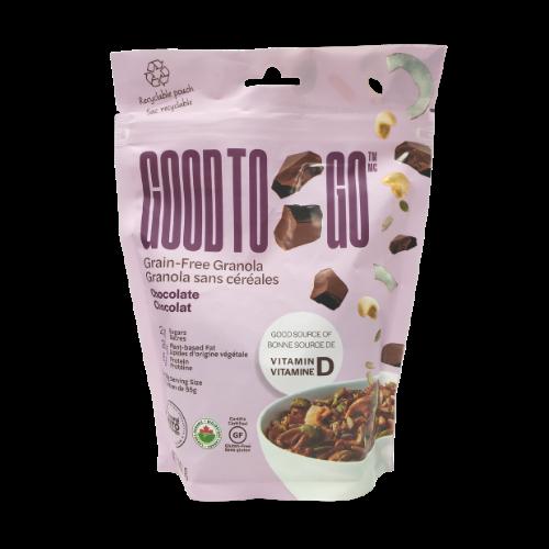 Good to Go Grain-Free Granola Chocolate 200 grams