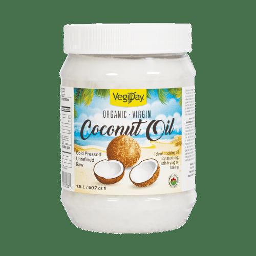 VegiDay - Organic Coconut Oil 1.5 litre