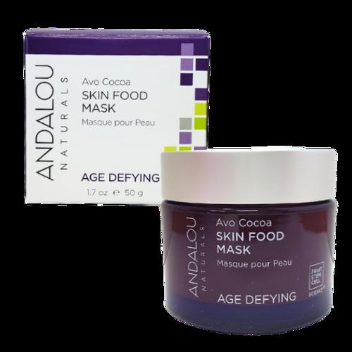 Andalou Naturals - Age Defying Avo Cocoa Skin Food Mask
