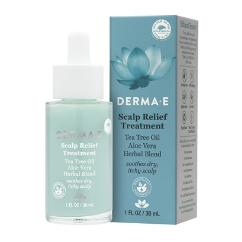 Derma E - Scalp Relief Treatment 30 mL