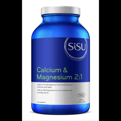 SISU - Calcium & Magnesium 2:1