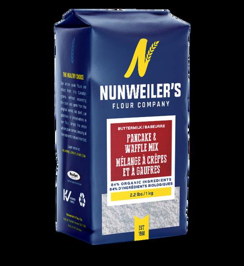 Nunweiler's Buttermilk Pancake & Waffle Mix 1 KG