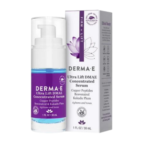 Derma E - Firm+Lift Ultra Lift DMAE Concentrated Serum
