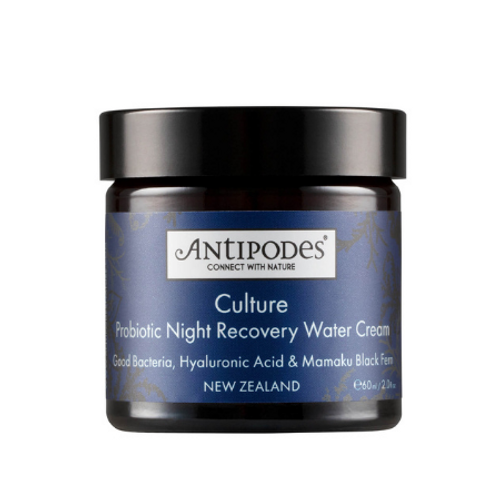 Antipodes - Culture Probiotic Night Recovery Water Cream 60ml