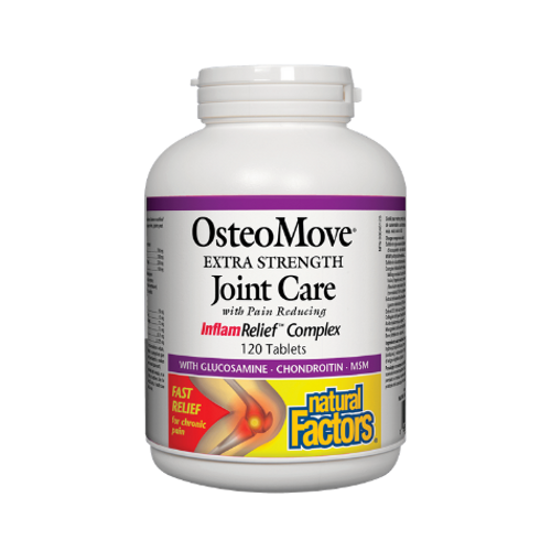 Natural Factors - OsteoMove  Extra Strength Joint Care Canada