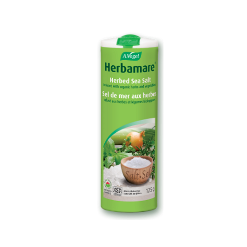 A.Vogel - Herbamare Herbed Sea Salt Infused with Organic Herbs and Vegetables