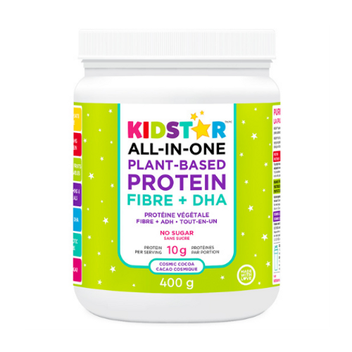 KidStar - All-In-One Plant-Based Protein with Fibre and DHA