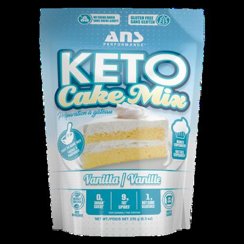 ANS Performance - Vanilla Keto Cake Mix