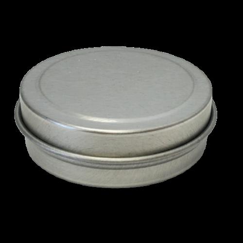 WOW - 15 mL Round Metal Tin