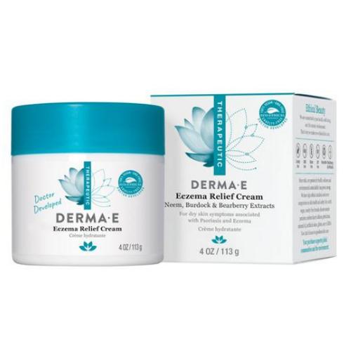 Derma E Therapeutic Eczema Relief Cream