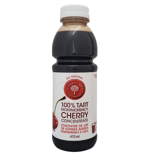 Cherry Bay Orchards - All Natural 100% Tart Montmorency Cherry Concentrate