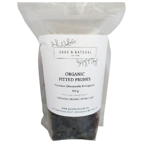 Good n Natural - Organic Pitted Prunes