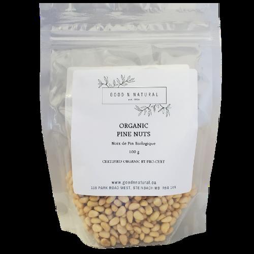 Good n Natural - Organic Pine Nuts