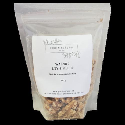 Good n Natural - Walnut Halves & Pieces