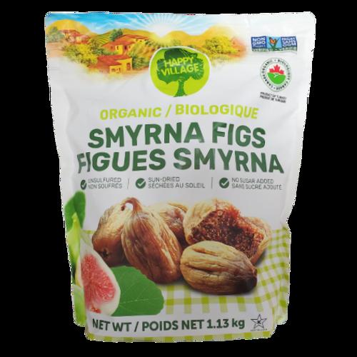 Happy Village - Organic Smyrna Figs 1.13kg
