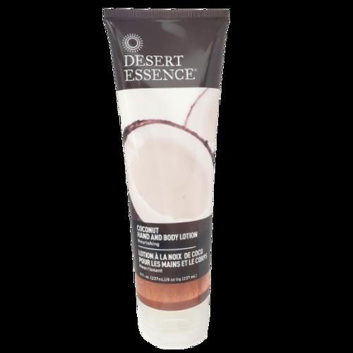 Desert Essence - Nourishing Coconut Hand and Body Lotion